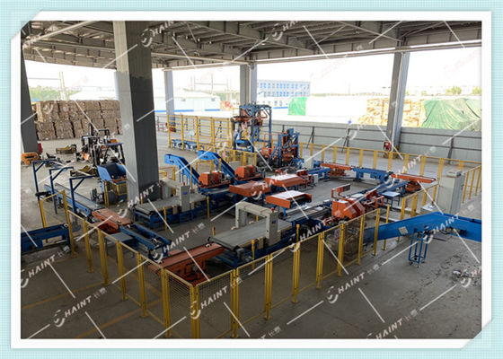 Stainless Steel Chaint Pulp Mill Machinery For Stock Preparation