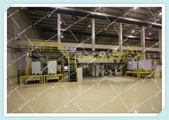 Chaint Ream Wrapping Machine With Automatic Wrapper Feeding CE Certification